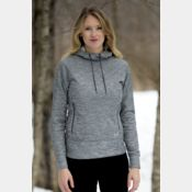 DRYFRAME DRY TECH FLEECE PULLOVER LADIES' HOOD Thumbnail