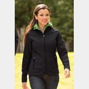 Coal Harbour® Everyday Soft Shell Ladies' Jacket Thumbnail