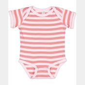Rabbit Skins Infant Baby Rib Bodysuit Thumbnail